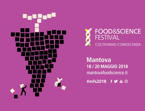 FOOD&SCIENCE FESTIVAL MANTOVA